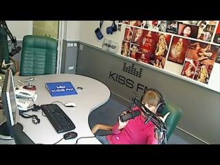 Kiss FM - Dasha Dance - Epic FAIL