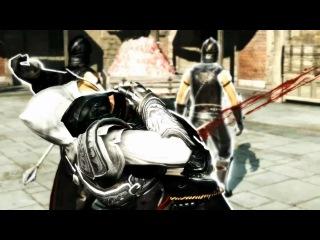 Assassin's Creed Altair Ibn La Ahad Ezio Auditore de Ference Dezmond Milse
