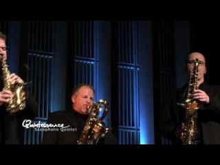 Quintessence Saxophone Quintet Plays Bach: Fudge Fugue