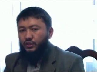 Мухаммеджан Тазабеков Хиджап турасында