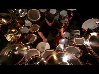 Rush subdivisions (neil peart on drums)
