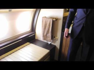 AIN TV. Comlux New Airbus ACJ-320 - 9H-AWK
