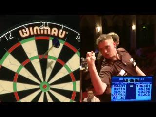 Richie George vs Ryan Searle (Winmau World Masters 2013 / Last 32)