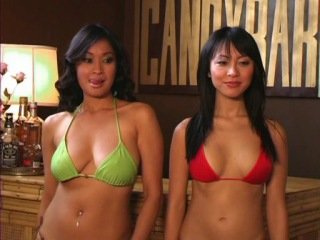 Bikini girls from the lost planet clip