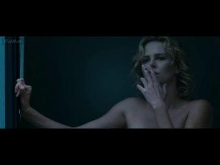 Голая Шарлиз Терон (Charlize Theron) - Пылающая равнина / Burning Plain (2008)