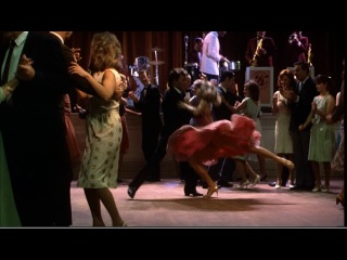 """Из к/ф """"Грязные танцы"""" (Dirty Dancing). (1987)."""