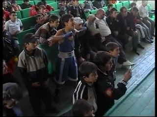 BOX Armenia MARTUNI GEXHOVITI BAC ARAJNUTYUN