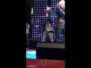 11 05 13 Фокус на ДжиО выступление с Mona Lisa @ Ulsan Upsquare Opening ceremony Фанкам