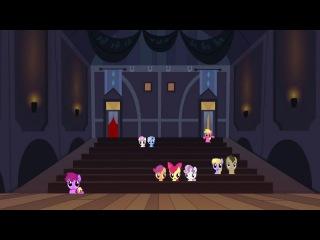My litle pony: frendship is magic - babs seed - бэбс сид (песня, дубляж от cryshl)
