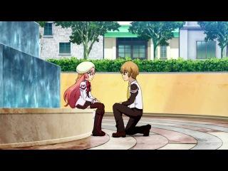 Академия Драгонар / Seikoku no Dragonar / Dragonar Academy 2 серия Alorian & Mutsuko Air