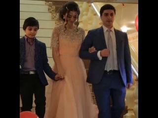 свадьба фериды алиевой видео