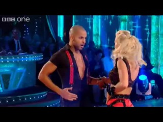 Strictly come dancing 2009 - ricky whittle