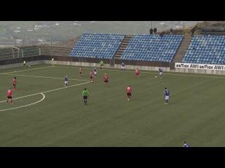 Премьер лига сезон 2014 23 тур Б68 КУй 1 0
