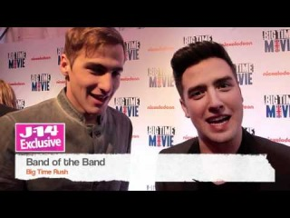J-14 Exclusive: Battle of the Band - Big Time Rush Edition