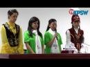 TV KPSW Wystąpienie uczniów z Kazachstanu Międzynarodowe Otwarte Dni Nauki 2012
