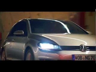 """Музыка из рекламы: Volkswagen Golf """"People are People"""" 2013"""