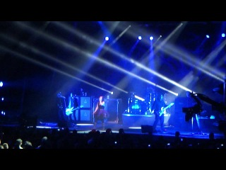 Evanescence Little Rock Ark. - The Other Side live 2012