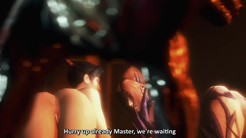 Kunoichi 2 (bonus) Beastly Bacchanalia HD