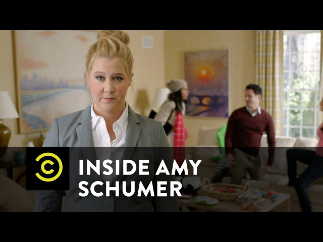 Inside Amy Schumer When Amy Happens to You