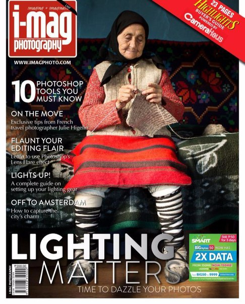 i-Mag Photography - Issue 49 2016