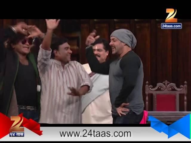 Salman Khan s Dance On SHANTA BAI