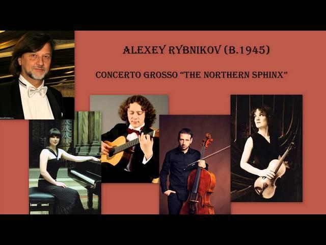 Alexey Rybnikov Concerto Grosso 'The Northern Sphinx'