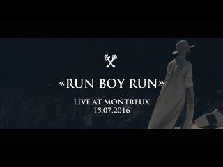 Woodkid - Run Boy Run - Live at Montreux