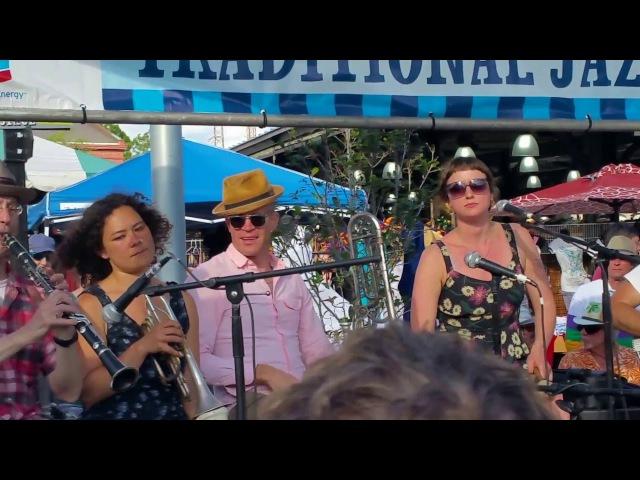 Tuba Skinny - Blue Moon of Kentucky (tip the band @Venmo)