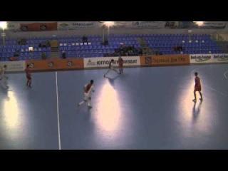 Чемпионат Первой лиги ВЛФЛ формата 5*5 сезона 2012-2013 Импульс - Олимпик