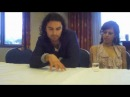 Aidan Turner talks about 'Being Human' at Comic-Con 2010