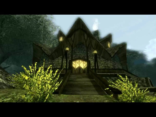 Tom Bombadil LOTRO Cover Version of Let us Sing Together by Lonely Mountain Band