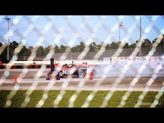 Vossen Wheels at Formula Drift Round 3 Invasion 2012