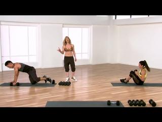 Jillian Michaels - Lift amp Shred. Level 2  Джиллиан Майклс - Силовая тренировка для всего тела (2 урове