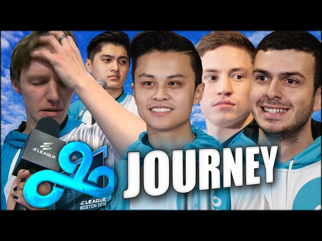 Cloud9 Journey In ELEAGUE MAJOR 2018 CS GO