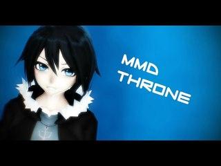 [MMD] Throne