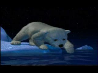 "Coca Cola ""Polar Bears Swim"""