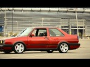 Audi Mike Mckie's 1987 Mk2 VW Jetta Coupe Feature |