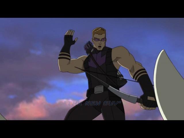 HD Marvel's Avengers Assemble Мстители Общий сбор 2 сезон 19 серия