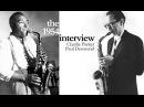 Charlie Parker Interviewed by Paul Desmond (1954)