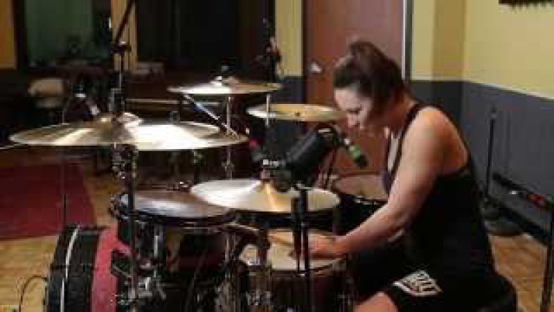 Kortney Grinwis August Burns Red Provision Drum Cover