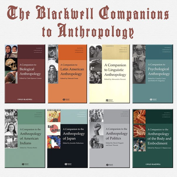 A Companion to Biological Anthropology