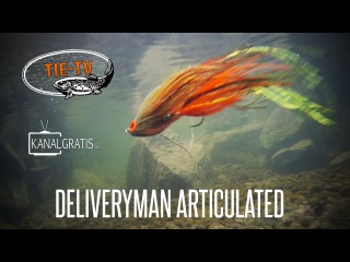 Tie TV - Articulated DeliveryMan - Andreas Andersson