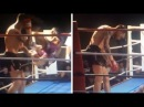 Hellacious Muay Thai Spinning-Kick Knockout