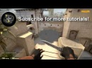 CS:GO | Mirage A-connector smoke tutorial | done by Virtus Pro