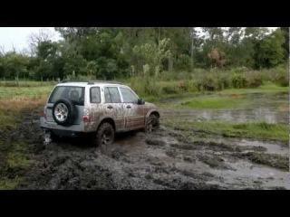 Dr Laurinho estreia Tracker preparação trilha sobradinho jeep clube 2013