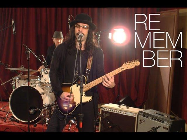 Two Tone Sessions - Richie Kotzen Remember