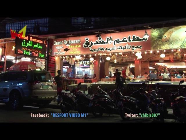 Patong Bangla Road Nightlife Phuket Thailand 2014