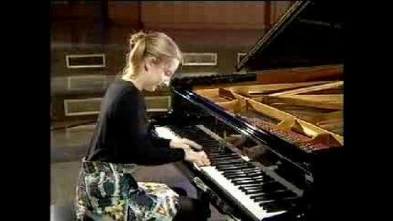 Lise de la salle plays Bach