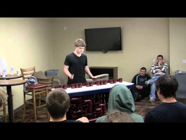 My PVC Instrument, DRS Talent Show (Original) | Snubby J