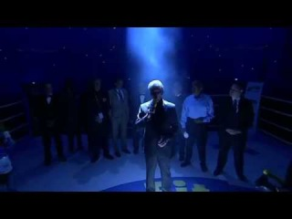 Wladimir Klitschko Entrance vs David Haye